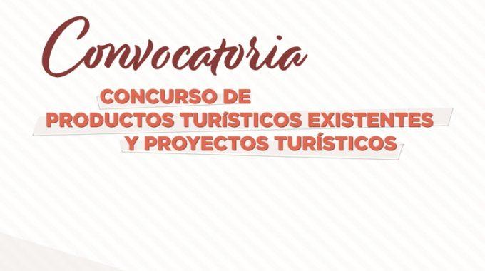 PRESENTAN CONVOCATORIA PARA CONCURSO DE NUEVOS PRODUCTOS TURÍSTICOS Y PARA LOS YA EXISTENTES