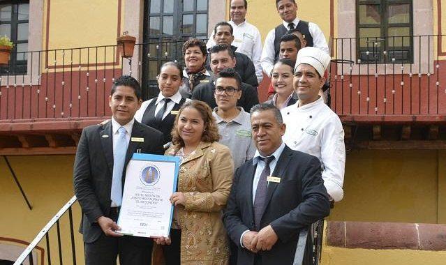 HOTEL MESÓN DE JOBITO RECIBE EL DISTINTIVO H POR CUMPLIR LOS ESTÁNDARES NACIONALES DE HIGIENE