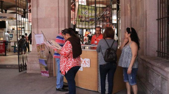 REGISTRA ZACATECAS MÁS DE 82% DE OCUPACIÓN Y CERCA DE 23 MIL TURISTAS DURANTE LA PRIMERA SEMANA DE VACACIONES
