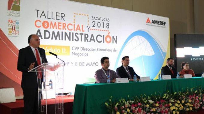 ESPECIALISTAS EN FERIAS Y EXPOSICIONES DE MÉXICO SE REÚNEN EN ZACATECAS DESLUMBRANTE