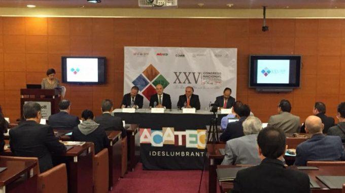 PROMUEVE GODEZAC XXV CONGRESO NACIONAL DE TURISMO DE REUNIONES QUE SE REALIZARÁ EN ZACATECAS