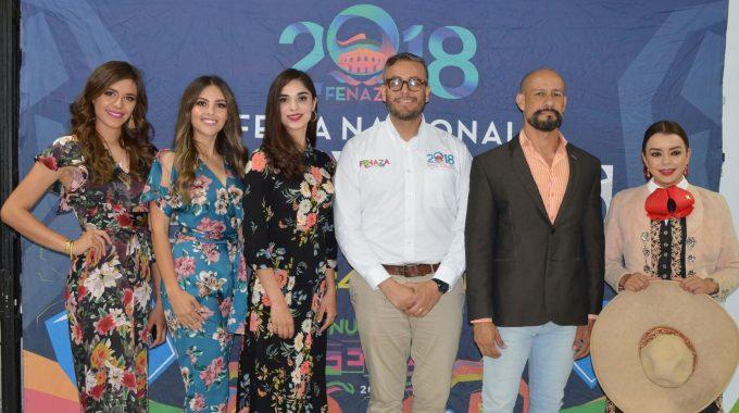 INVITA  FENAZA  A  LOS  JALISCIENSES  A  LA  FERIA  2018