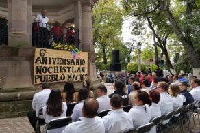 CUMPLE NOCHISTLÁN SEIS AÑOS DE SER PUEBLO MÁGICO