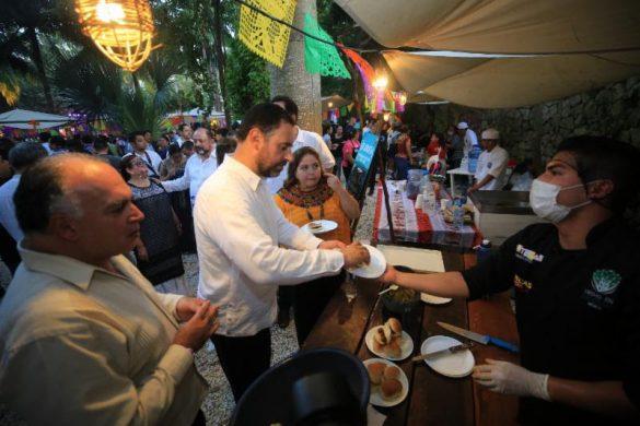 GASTRONOMÍA ZACATECANA ES OFRECIDA EN EL HOTEL XCARET MÉXICO, EL TERCERO MÁS IMPORTANTE EN AMÉRICA LATINA