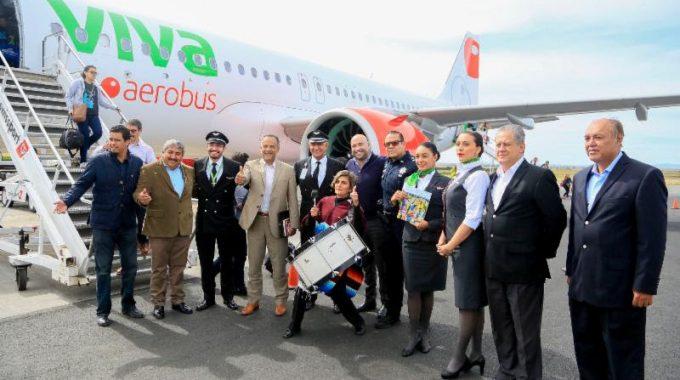 CON VIVA AEROBUS, ZACATECAS DUPLICA OFERTA DE VIAJES A CIUDAD DE MÉXICO