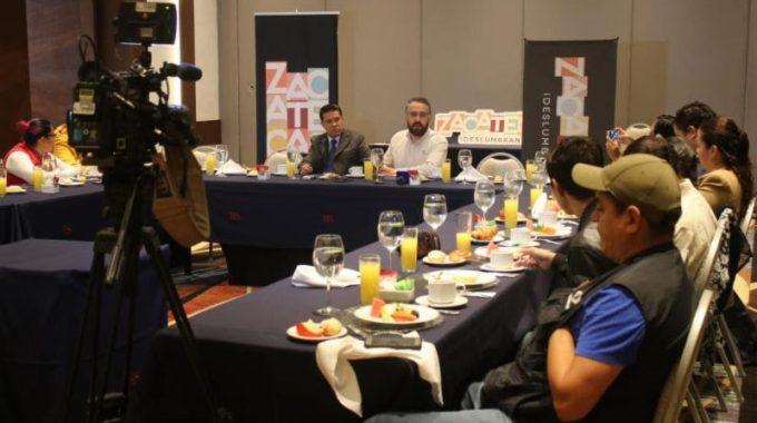 CONTINÚA CARAVANA PROMOCIONAL DE ZACATECAS DESLUMBRANTE EN LEÓN, SALTILLO, CDMX Y DURANGO