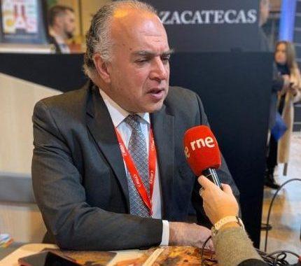 PARTICIPA ZACATECAS EN FERIA INTERNACIONAL DE TURISMO 2019