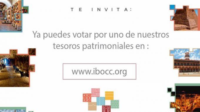 INVITA GOBIERNO ESTATAL A ELEGIR LOS 7 TESOROS DEL PATRIMONIO CULTURAL DE ZACATECAS