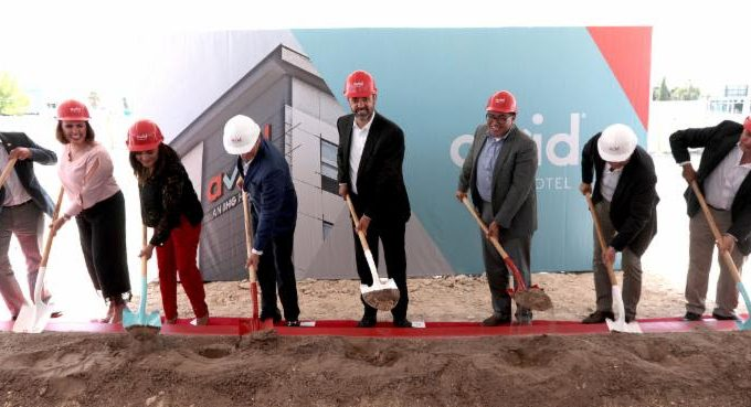 CON AVID HOTELS COMIENZA UNA NUEVA ETAPA DE DESARROLLO PARA FRESNILLO: GOBERNADOR TELLO