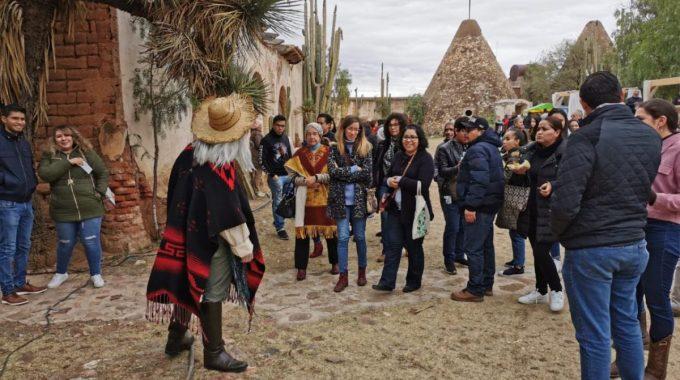 CERCA DE 7 MIL PERSONAS DISFRUTARON Y VIVIERON LA EXPERIENCIA TURÍSTICA EN LOS CONOS DE SANTA MÓNICA